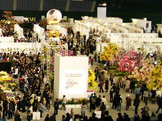 世界らん展2009